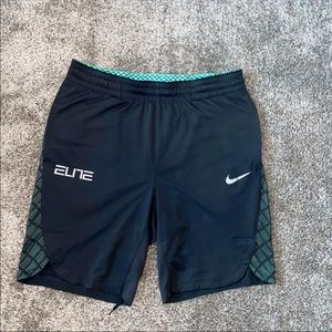Nike elite basketball shorts :)